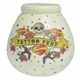 Tattoo Fund - Pot of Dreams X61336