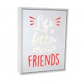 Friends - Medium Light Box
