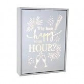 Happy Hour - Medium Light Box