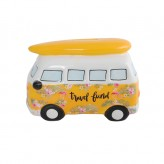 Yellow Combi - Shaped Money Box