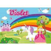 Violet - Placemat