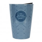 Highly Unlikely - Travel Mug LTD