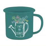 Gardening - Enamel Mug LTD