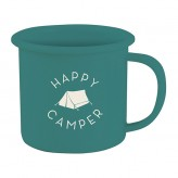 Happy Camper - Enamel Mug LTD