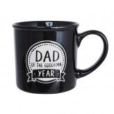 Dad Of The Year Mega Mug
