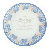 Elephant - Giving Plate