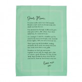 Dear Mum - Essa Collective Tea Towel