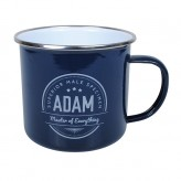 Adam - Enamel Mug
