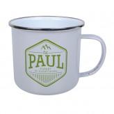 Paul - Enamel Mug