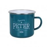 Peter - Enamel Mug