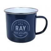 Ray - Enamel Mug