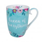 Queen Of Everything - Female Mug