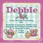 Debbie - Cuppa Coaster