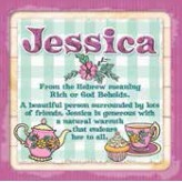 Jessica - Cuppa Coaster