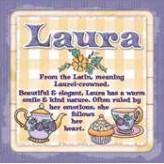 Laura - Cuppa Coaster