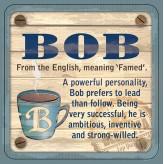Bob - Cuppa Coaster