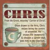 Chris - Cuppa Coaster