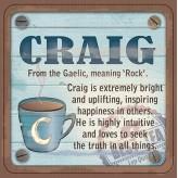 Craig - Cuppa Coaster