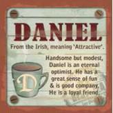 Daniel - Cuppa Coaster