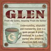 Glen - Cuppa Coaster