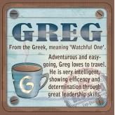 Greg - Cuppa Coaster
