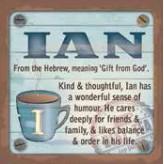 Ian - Cuppa Coaster