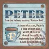 Peter - Cuppa Coaster