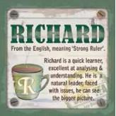Richard - Cuppa Coaster