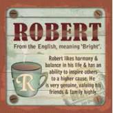 Robert - Cuppa Coaster