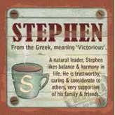 Stephen - Cuppa Coaster