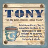 Tony - Cuppa Coaster