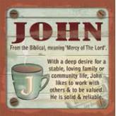 John - Cuppa Coaster