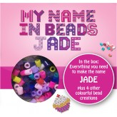 Jade - Name Beads