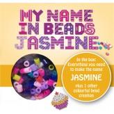 Jasmine - Name Beads