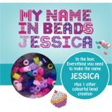Jessica - Name Beads