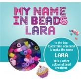 Lara - Name Beads