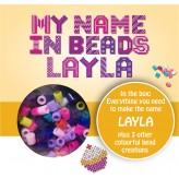 Layla - Name Beads