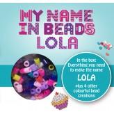 Lola - Name Beads