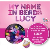 Lucy - Name Beads