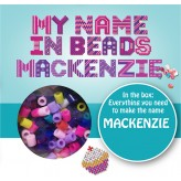 Mackenzie - Name Beads