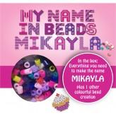 Mikayla - Name Beads