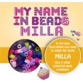 Milla - Name Beads