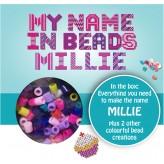 Millie - Name Beads