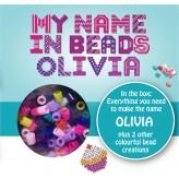 Olivia - Name Beads