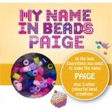 Paige - Name Beads