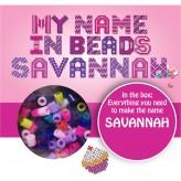 Savannah - Name Beads