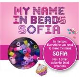 Sofia - Name Beads