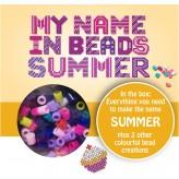 Summer - Name Beads