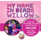 Willow - Name Beads