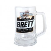 Brett - Beer King